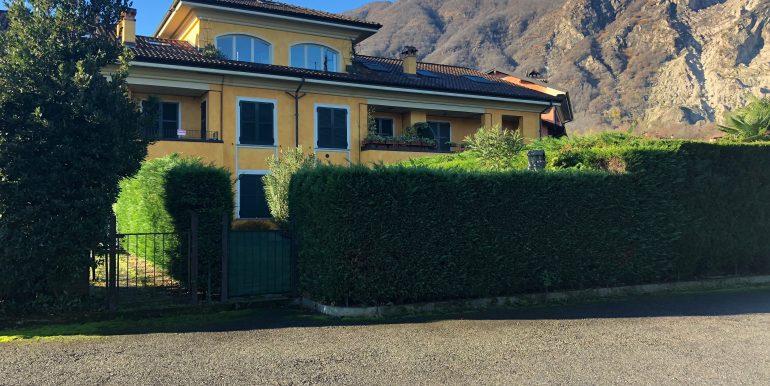 Grande bilocale piano terra con giardino