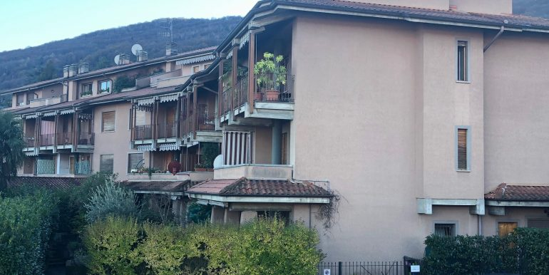 BAVENO Appartamento in centro con vista lago